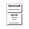 Bendix King KTS 152 Test Set Maintenance Manual 006-15630-0007 $19.95