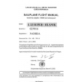 Sailplane L 23 Super-Blanik Flight Manual/POH $4.95