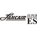 Lancair Super ES Aircraft Decal/Sticker 3 1/4''high x 12 1/2''wide!