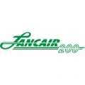 Lancair 200 Aircraft Decal/Sticker 3 1/4''high x 14''wide!