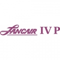 Lancair IV P Aircraft Decal,Sticker 2 1/2''high x 14 3/4''wide!