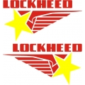 Lockheed Aircraft Logo,Decals!