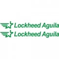 Lockheed Aguila Aircraft Logo,Decals!