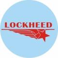 Lockheed Yoke Aircraft Decal,Sticker 3''diameter!