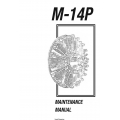 Vedenyev M-14P Maintenance Manual $29.95