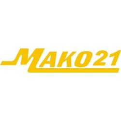 Mako 21 Boat Logo,Decals!