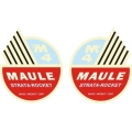 Maule M4 Strata Rocket Aircraft Logo,Decals!