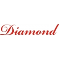 Mitsubishi Diamond Aircraft Decal/Sticker 2''h x 10''w!