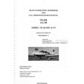 Grumman Tiger AG-5B Model Year 2001 & Up Pilot's Operating Handbook and Flight Manual POH-AG5B-1