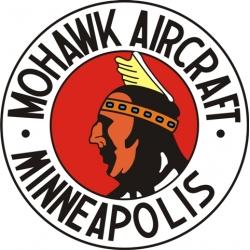 Mohawk Aircraft Logo,Decals!