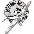 Mohawk Aircraft Logo,Decals!