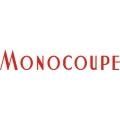 Monocoupe Aircraft Logo,Decal/Sticker 2.5''h x 15''w!