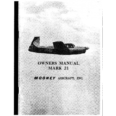 mooney m20c owners manual pdf