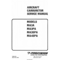 Carburetor Models MA3A, MA3PA, MA3SPA, MA4SPA Service Manual $ 4.95