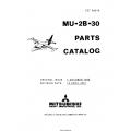 Mitsubishi MU-2B-30 Parts Catalog YET69019