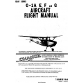 Cessna 350F USAF Series 0-1A E, F and G Aircraft Flight Manual/POH T.0. 1L-1A-1S-12 $13.95