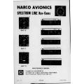 Narco NAV-10-14 NAV 10 14 Spectrum Line Maintenance Manual 03088-600