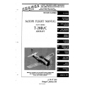 Natops Navy Model T-28B-C Aircraft Flight Manual Navair_01-60FGB-1 $4.95
