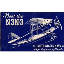 Naval Aircraft Factory N3N-3 Pilot Introduction