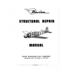Navion Structural Repair Manual