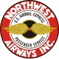Northwest U.S Airmail Aircraft Logo,Decals!