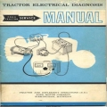 Ford Tractor Electrical Diagnosis Service Manual