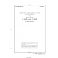 McDonnell Douglas A-26B and A-26C Airplanes Erection and Maintenance Instruction Manual AN 01-40AJ-2 $3.95