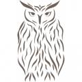 Owl! Sticker/Decals!