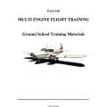 PA23-150 Multi Engine Flight Training