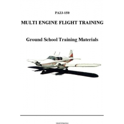 PA23-150 Multi Engine Flight Training $9.95