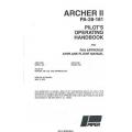 Piper PA-28-181 Archer II Pilot's Operating Handbook