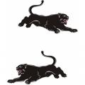 Panther! Sticker/Decals!