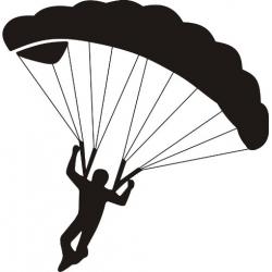 """Parachuter 9.8"""" wide x 10"""" high! $8.95"""