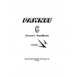 Pawnee C PA-25-235 Owner's Handbook $2.95