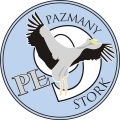 Pazmany PL Stork Aircraft Decal/Sticker 10''diameter!
