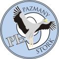 Pazmany PL Stork Aircraft Decal/Sticker 10''diameter!
