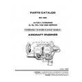 Lycoming Parts Catalog PC-106 O-360 & HO-360 Series $13.95