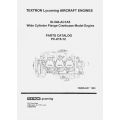 Lycoming Parts Catalog PC-615-12 IO-540-AC1A5 $13.95