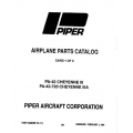 Piper Cheyenne III, IIIA Parts Catalog PA-42 PA-42-720 $13.95 Part # 761-717