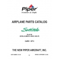 Piper Seminole Parts Catalog PA-44-180 $13.95 Part # 761-891