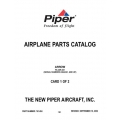 Piper Arrow Parts Catalog PA-28R-201 $13.95 Part #761-894