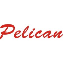 Pelican Aircraft Decal/Sticker 4.5''h x 21''w!