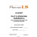 Super Petrel LS iS Sport Pilot's Operating Handbook & Flight Training Supplement for  Light Sport Aircraft MA_OPE_001 $9.95