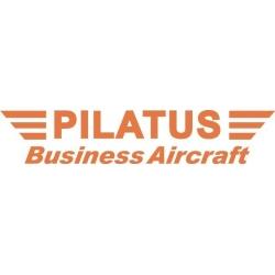 Pilatus Business Aircraft Logo,Decals!