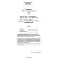 Piper PA-28-151 Cherokee Warrior PA-28-161 Cadet, Warrior II & III PA-28-181 Archer III Supplement Pilot's Operating Handbook 40-0310-40122
