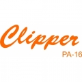 """Piper Clipper PA-16 Sticker/Decal! Vinyl Graphics 3.96"""" high by 10"""" wide!"""