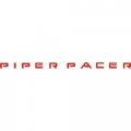 Piper Pacer Aircraft Decal,Sticker 1''high x 20 1/5''wide!