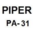 Piper PA-31 Manuals