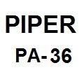 Piper PA-36 Manuals