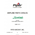 Piper PA-44-180 Seminole (serial numbers 4496001 and up) Parts Catalog 761-891_v2007 $19.95